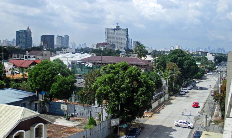 フィリピンの街