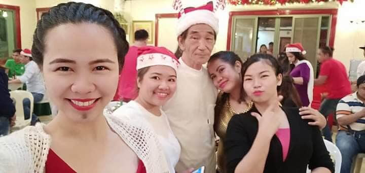 明るいフィリピン人