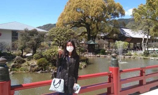 日本で働いている介護士